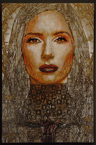 White Madonna (2006). George Yepes.