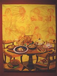 Thnksgiving (1984). John Valadez.