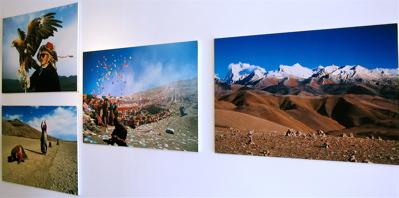 ASIA.Kazakh en Altai mongol.Pelegrinos tibetanos.Fiesta en Kailash.Himalaya.