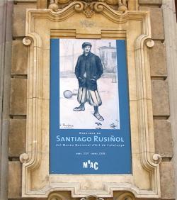 Retrato de Alfredo Sainati, 1898-1899.