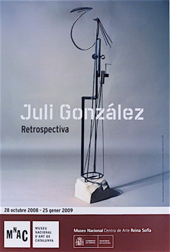 Julio González. Retrospectiva.