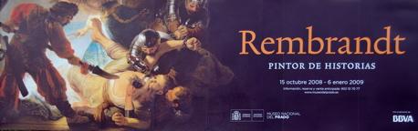 Rembrandt. Pintor de historias.
