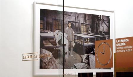 Chen Chieh-Jen en La Fábrica Galería