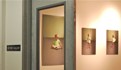 Sputnik Gallery - Children's project by Irina Davis.