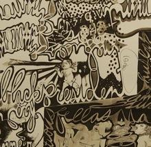Detalle de la obra de Monica Carrier.