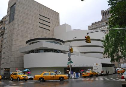 Solomon R. Guggenheim Museum of New York