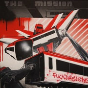 The Mission. De la serie Trainsformers, 2007. Obra de Ome.