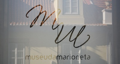 Entrada al Museu da Marioneta.