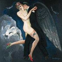 El tango del arcángel, 1922-1935. Kees Van Dongen. Únicament para ilustrar el post.