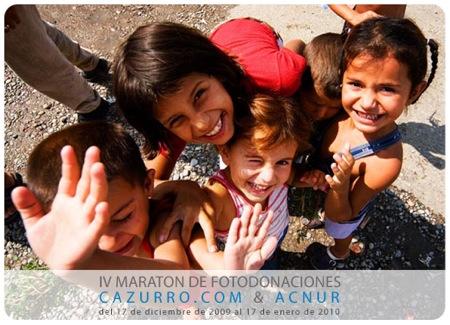 IV Maratón de Fotodonaciones