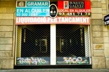 Liquidació per tancament. Barcelona, Spain, de Fran Simó