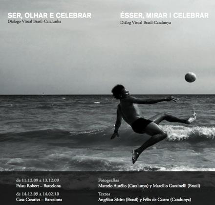 Diálogo Visual Brasil-Catalunya: Ser, Mirar y Celebrar