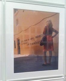 Muro hablado fotografiado por Joan Colom