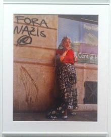 Un muro hablado fotografiado por Joan Colom