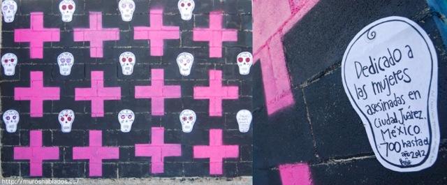 Mujeres asesinadas en Ciudad Juarez