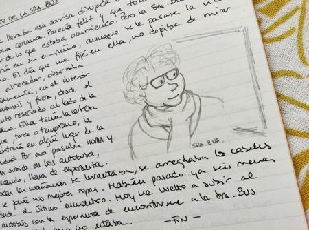 El cuento de la Sra. Bus, por Núria Rodríguez