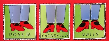 Els peus de la Roser Capdevila Valls