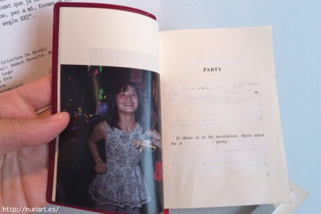 Libro Party de Cristina De Middel
