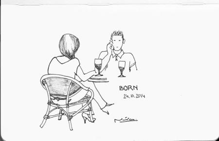 Apunts Urbans al Born by Núria Rodríguez
