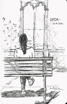 Apunts Urbans a Sa Llotja by Núria Rodríguez